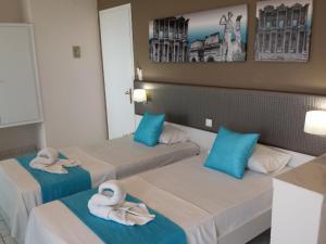 Blue Nest Hotel, Hotely  Tigaki - big - 8