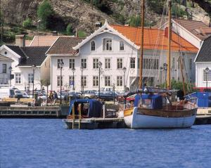 Accommodation in Lillesand