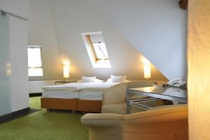 MÖRWALD Hotel Villa Katharina, Отели  Feuersbrunn - big - 3