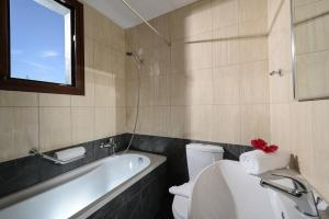 Standard Double or Twin Room with Sea View Hersonissos Village Hotel & Bungalows