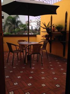 Quincha Guest House, Alloggi in famiglia  Lima - big - 21