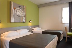 Brit Hôtel Marvejols, Отели  Марвежоль - big - 25