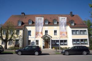 Hotel - Restaurant Kastanienhof Lauingen - Lauingen