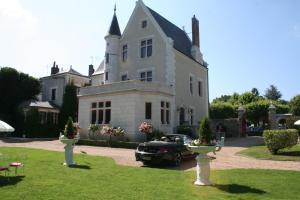 Location gîte, chambres d'hotes Le Manoir Saint Thomas dans le département Indre et Loire 37