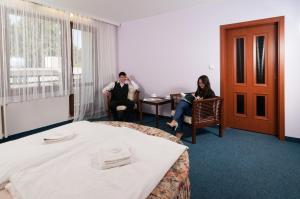 Hotel Radějov, Отели  Strážnice - big - 30
