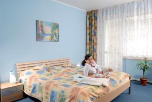 Hotel Radějov, Отели  Strážnice - big - 32
