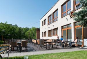 Hotel Radějov, Отели  Strážnice - big - 22