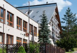 Hotel Radějov, Отели  Strážnice - big - 19