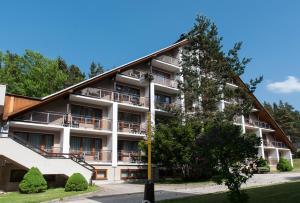 Hotel Radějov, Отели  Strážnice - big - 1