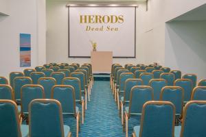 Herods Dead Sea – A Premium Collection by Fattal Hotels, Szállodák  Neve Zohar - big - 32