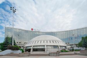 AZIMUT Hotel Olympic Moscow, Hotely  Moskva - big - 87