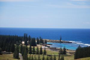 Coast Norfolk Island, Apartmány  Burnt Pine - big - 5