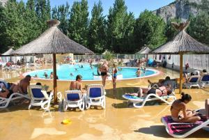 Location gîte, chambres d'hotes Camping le Pradal dans le département Gard 30