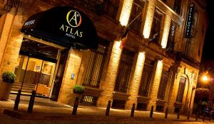 Atlas Hotel Brussels, 1000 Brüssel