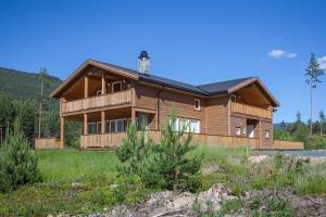 Lakehouse in Norway - Vrådal
