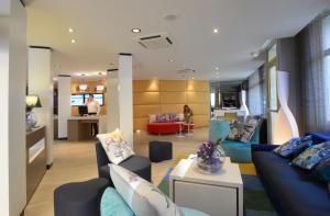 Mercure Nice Centre Grimaldi, Hotely  Nice - big - 56