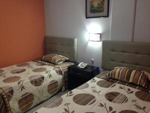 Gran Hotel Canada, Hotely  Santa Cruz de la Sierra - big - 45