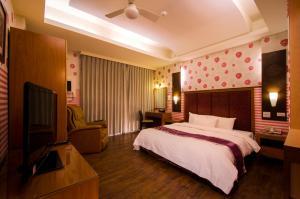 Rose Business Hotel, Motely  Yilan City - big - 4