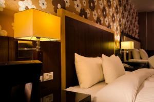 Rose Business Hotel, Motely  Yilan City - big - 6
