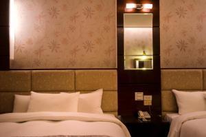 Rose Business Hotel, Motely  Yilan City - big - 74