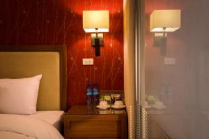 Rose Business Hotel, Motely  Yilan City - big - 56