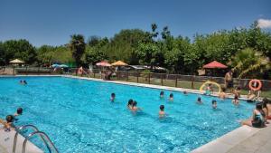 Complejo Turístico Las Cañadas, Casas de Campo y Bungalows, Villaggi turistici  Baños de Montemayor - big - 60