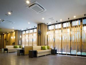 Green Rich Hotel Kyoto Station South, Szállodák  Kiotó - big - 29