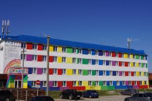 Hotel Raduga - Nyakhyn'