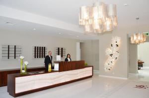 Hotel do Parque, Отели  Брага - big - 28