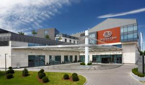 DoubleTree by Hilton Hotel & Conference Centre Warsaw - Zawady