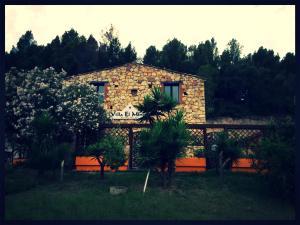 Villa El Minero Bed and Breakfast, Отели типа «постель и завтрак»  Гоннеза - big - 54