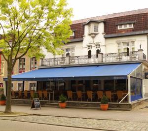Hotel Restaurant Brasserie Kanne & Kruike, Тонгерен