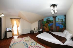 Portile Ocnei, Penziony  Tîrgu Ocna - big - 18