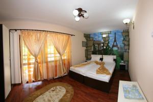 Portile Ocnei, Guest houses  Tîrgu Ocna - big - 11