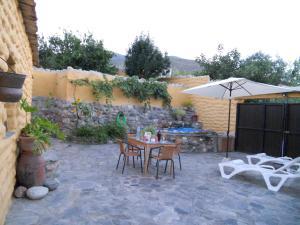 Casas Amaro, Holiday homes  Órgiva - big - 106