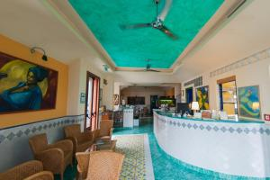 Petit Hotel, Hotel  Milazzo - big - 92