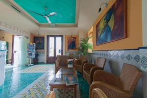 Petit Hotel, Hotel  Milazzo - big - 56