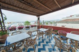 Petit Hotel, Hotel  Milazzo - big - 93