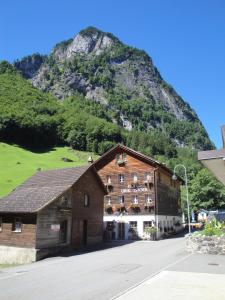 Accommodation in Isenthal