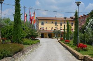 Hotel Olioso, Отели  Пескьера-дель-Гарда - big - 51
