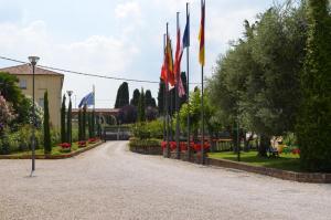 Hotel Olioso, Отели  Пескьера-дель-Гарда - big - 42