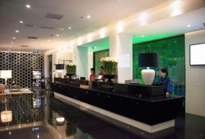 Paco Hotel Guangzhou Ouzhuang Metro Branch, Hotely  Kanton - big - 29