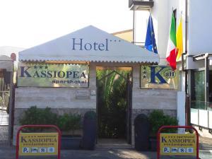 Auberges de jeunesse - Kassiopea