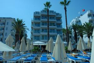 Отель Begonville Beach, Мармарис