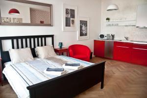 Apartments Hollareum, Apartmány  Praha - big - 77