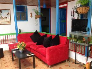 Hostal Maderos, Pensionen  Santa Rosa de Cabal - big - 46