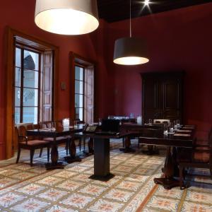 Casa Grande Hotel Boutique, Отели  Морелия - big - 56