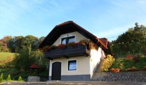 Vineyard Cottage Krivic - Hotel - Trebelno