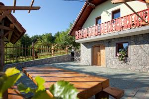 Vineyard Cottage Lustek