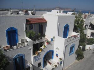 Studios Zafiri, Aparthotely  Naxos Chora - big - 24